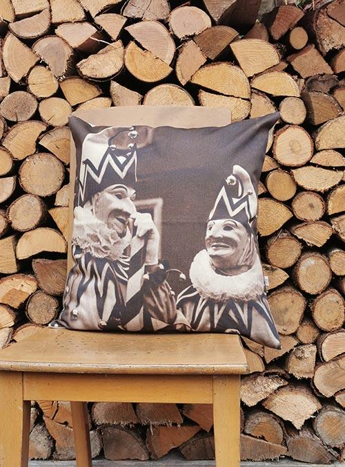 Kissen Wolfach Schellenhansel